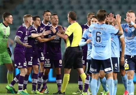 Report: Sydney FC 3 Perth Glory 0