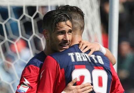 Report: Crotone 2 Inter 1