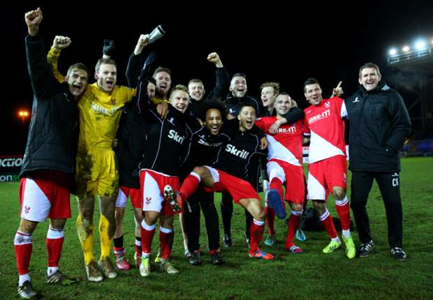 FA Cup Wrap: Non-league Kidderminster set up Sunderland clash