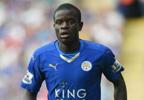 Leicester will consider Kante bids