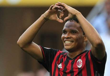 Bacca: I've made a promise to Milan