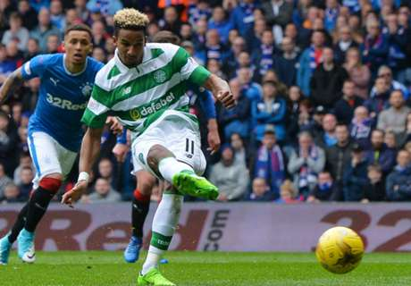 Report: Rangers 1 Celtic 5