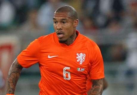 De Jong over Ajax: