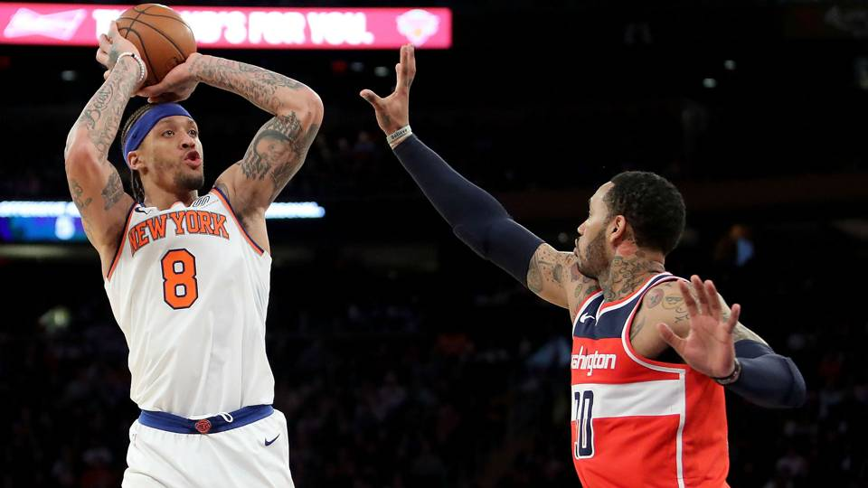 NBA free agency rumors  Former Knicks forward Michael Beasley signing with  Lakers 224bb38cd