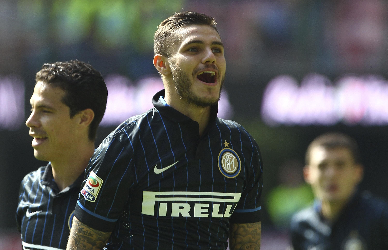 Mazzarri to play Icardi-Palacio against Napoli