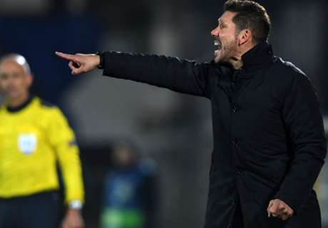 Simeone calms Carrasco hysteria