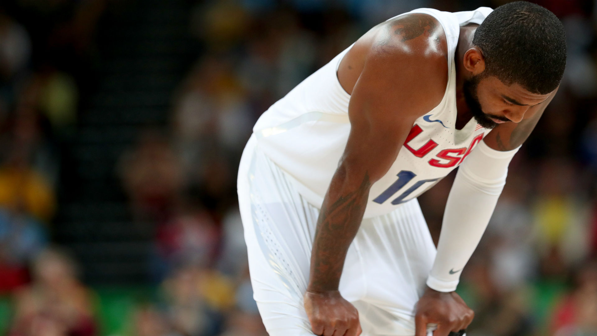 Olympics: Is the United States of America basketball team in trouble?