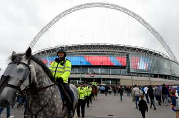 Increased armed police presence for FA Cup final