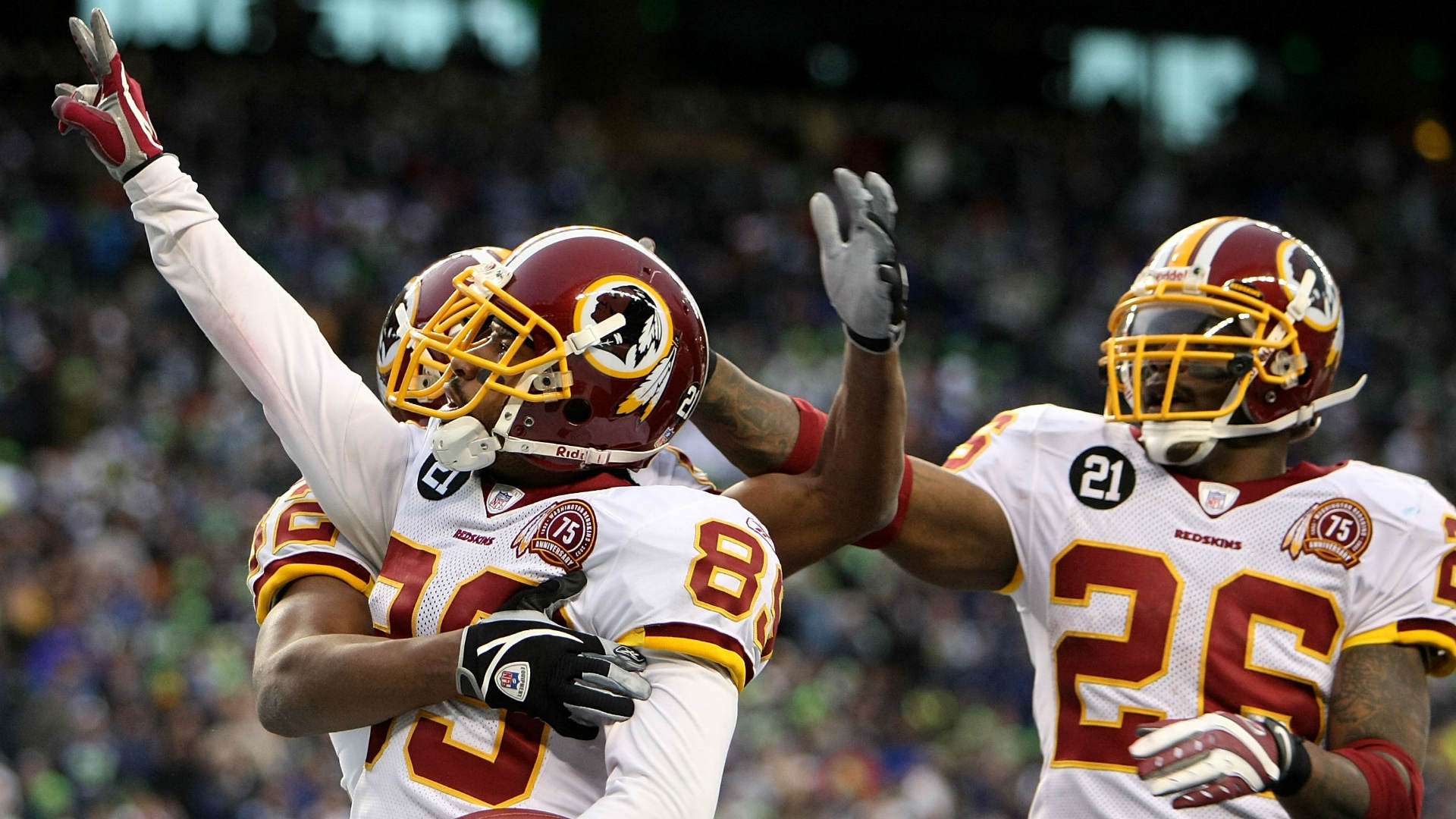 Clinton Portis, Santana Moss Admit To Drinking Before Games