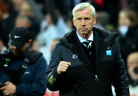 Pardew not interested by Sunderland