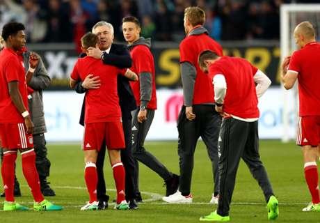 Bayern is like a family - Ancelotti