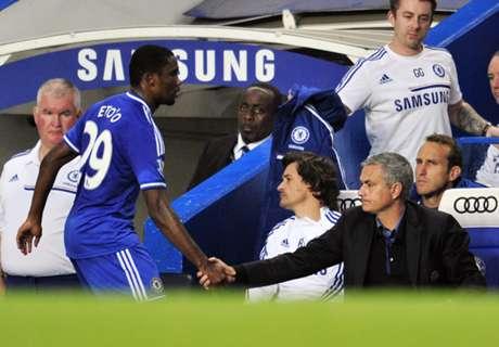 Eto'o downplays Mourinho spat