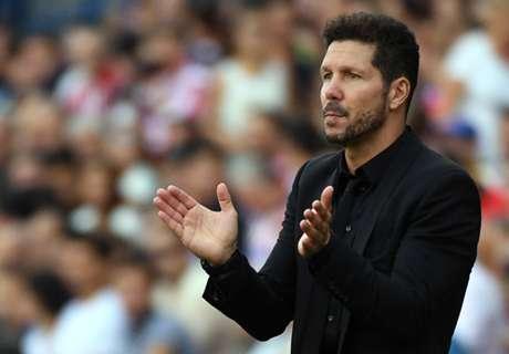 Simeone ignores Premier League talk