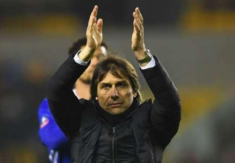 Conte: Double talk is premature