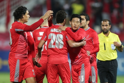 AFC Champions League Wrap: Lekhwiya edge Al Hadd, Muang Thong progress
