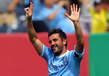 'Spain could recall David Villa'