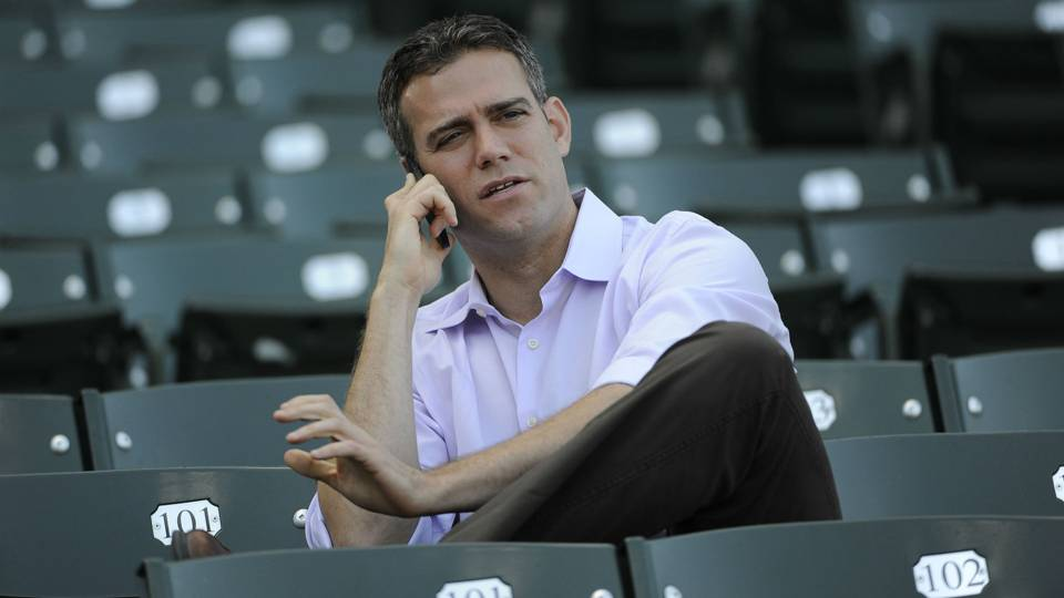 Cubs executive Theo Epstein