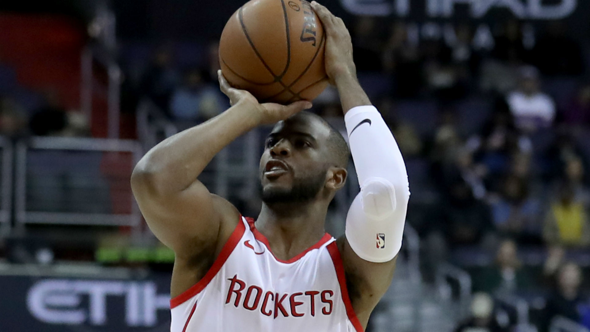 NBA wrap: Chris Paul sparks fireworks after win over Trail ...