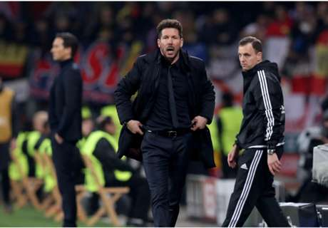 Barca still the world's best - Simeone