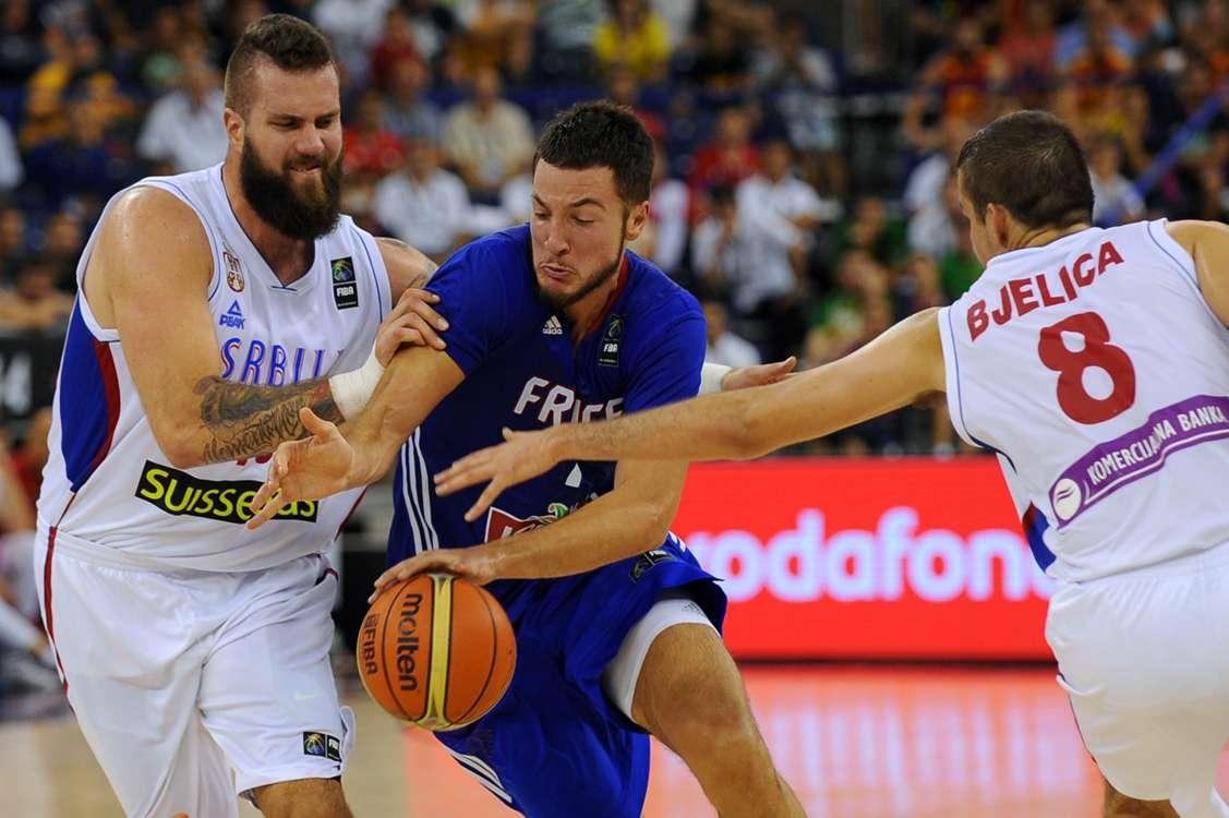 france serbia basketball