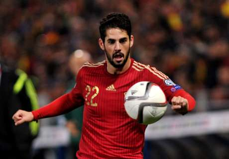 Isco: I'll learn from Del Bosque criticism