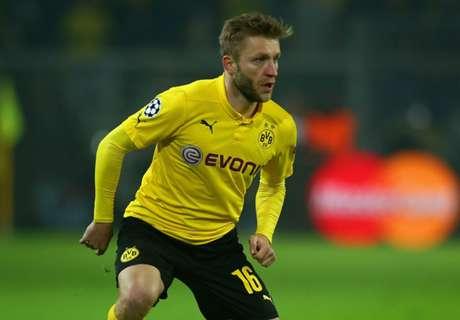 Blaszczykowski injury blow for BVB