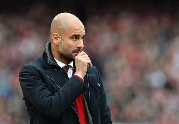 Guardiola warns of complacency in 'very dangerous' Hamburg clash