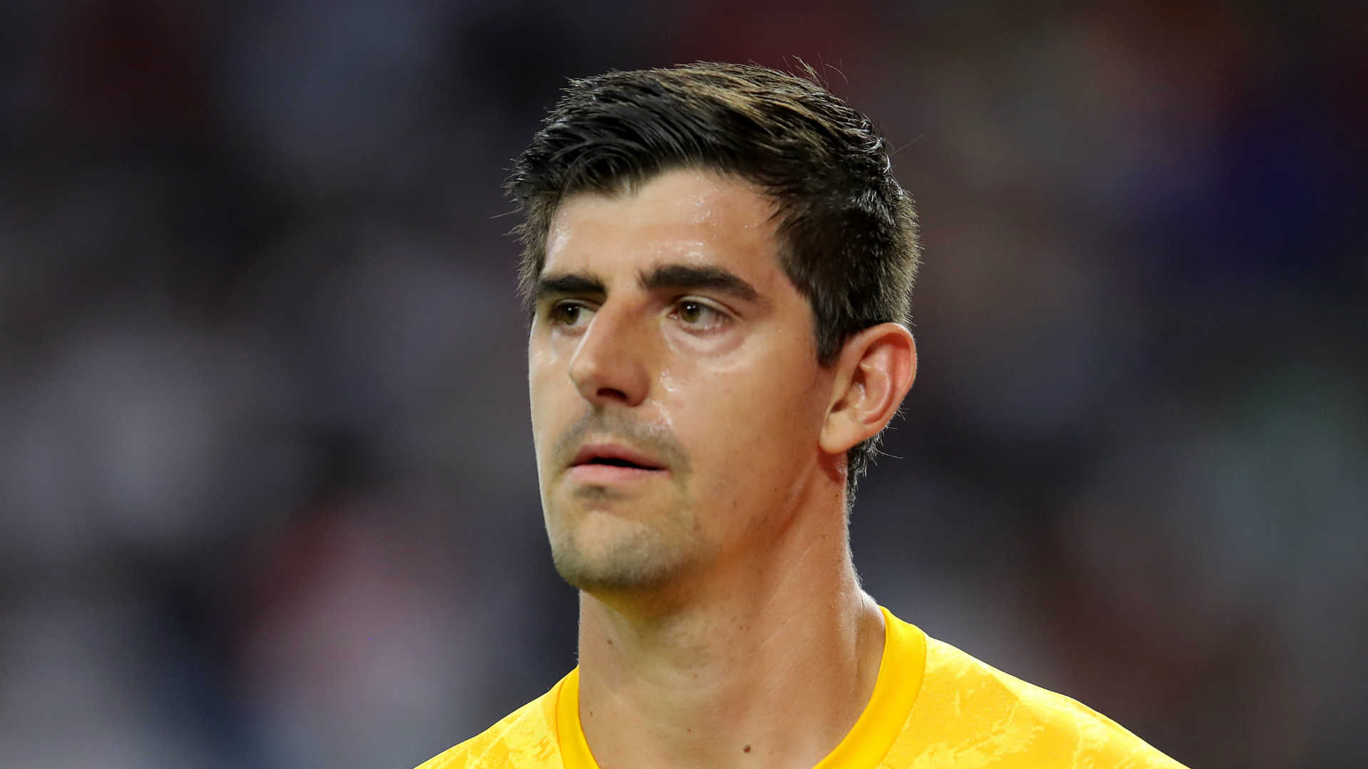 'I am one of the best goalkeepers in the world' - Courtois fires back at critics after testing period at Real Madrid