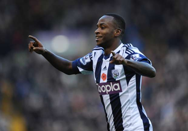 Berahino set for new West Brom deal