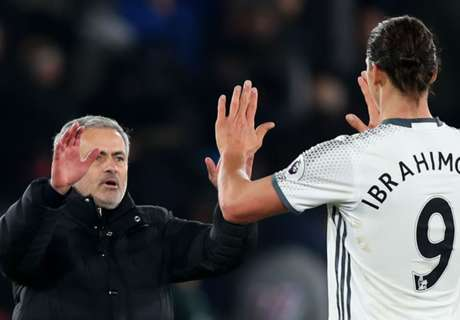 Mourinho Rela Ibrahimovic Hengkang