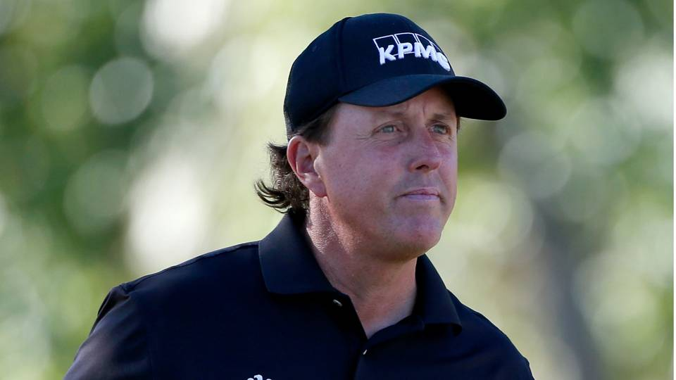 Pga Tour Schedule Phil Mickelson