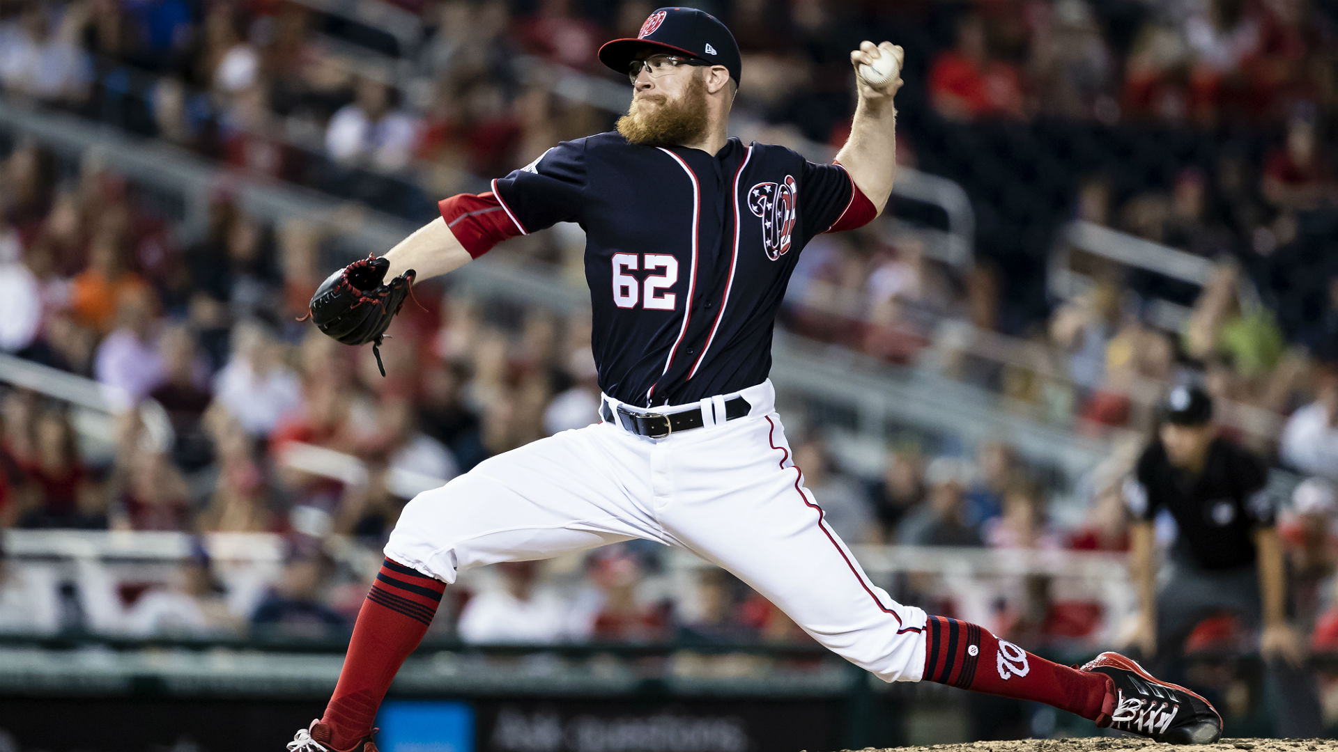 Sean Doolittle injury update: Nationals closer placed on DL, will miss All-Star Game