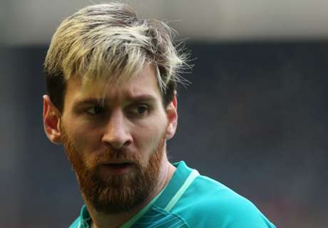 Alba: Messi silent about new contract