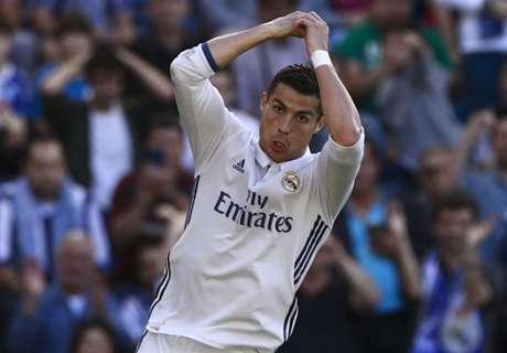 Zidane: Better when Ronaldo scores