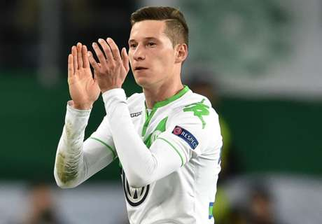 Draxler sets sights on Euros
