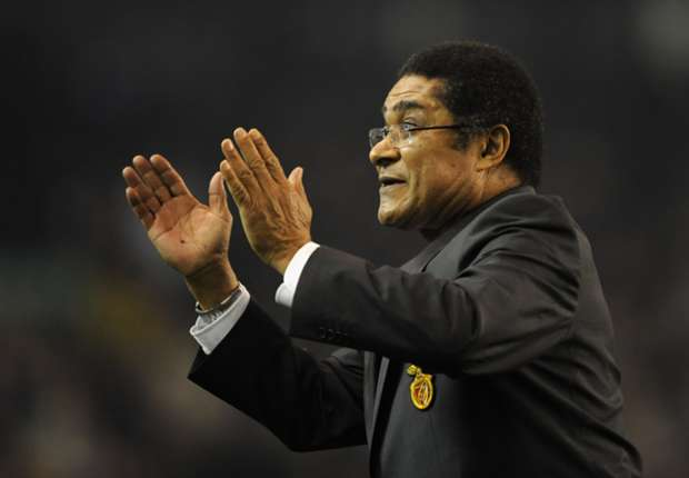 Eusebio one of the greatest in history - Mourinho