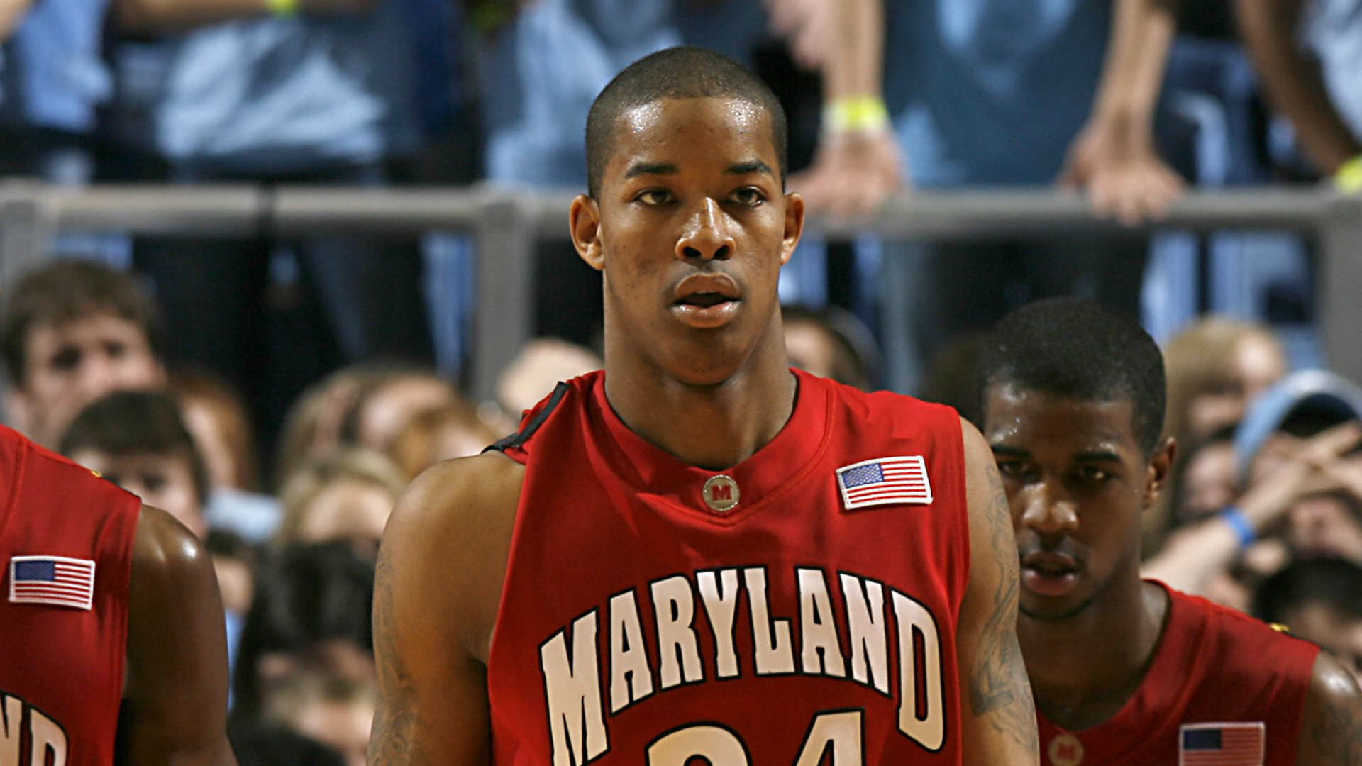 Former Maryland player Cliff Tucker dies in vehicle crash