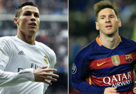 'Ronaldo and Messi need each other'