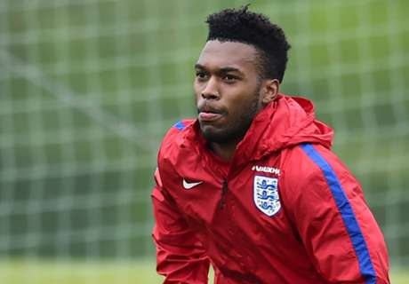 Sturridge resumes England training