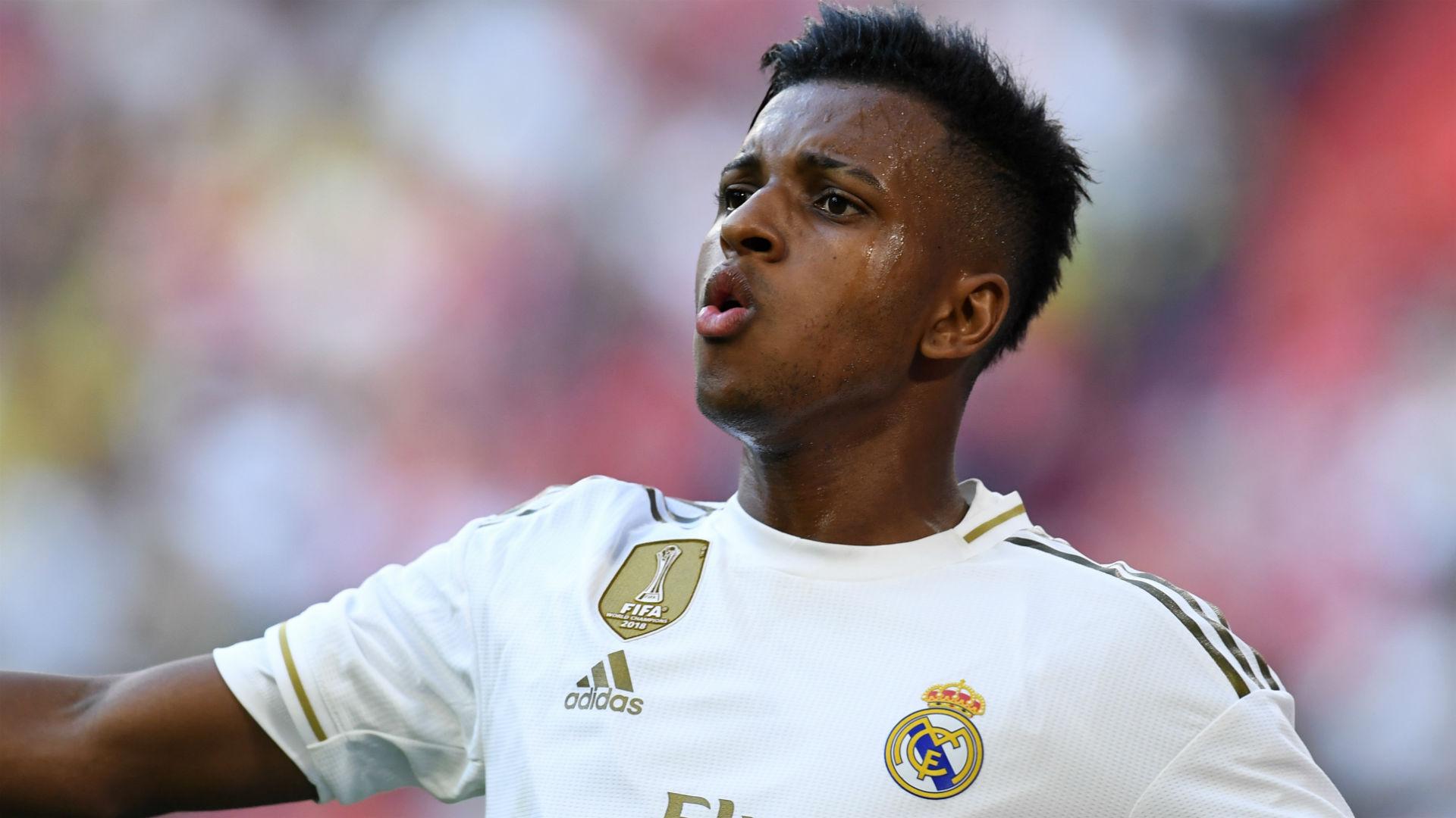Le Real Madrid perd Rodrygo sur blessure