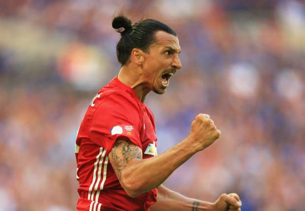 Mourinho hints Ibrahimovic will end his career at Man Utd