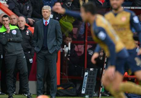 Wenger: We will attack Leicester