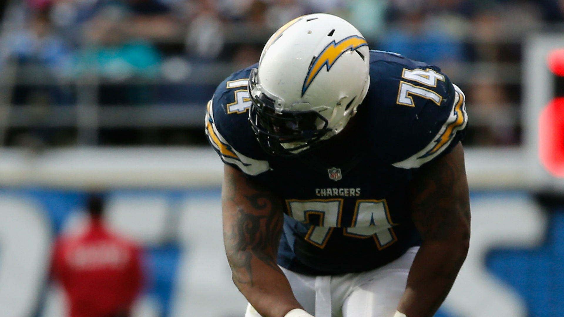 Saints sign offensive lineman Orlando Franklin, beef up depth