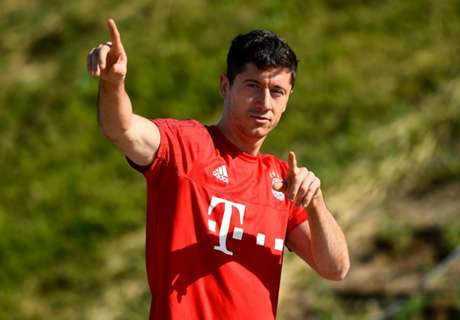 Lewandowski unmoved by Ballon d'Or