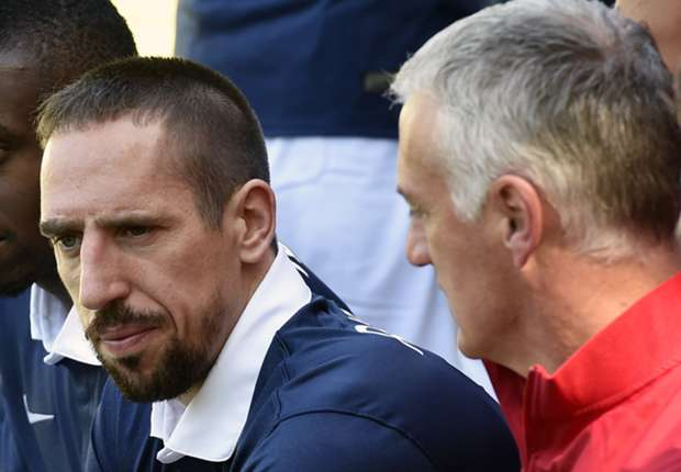 Ribery refused injections from doctor