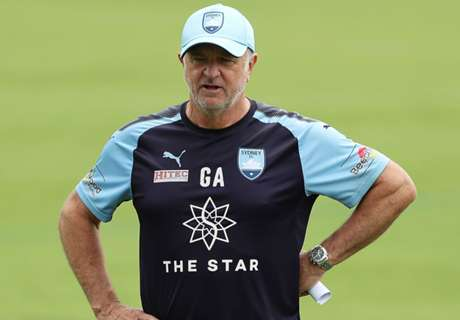 Graham Arnold to coach Socceroos