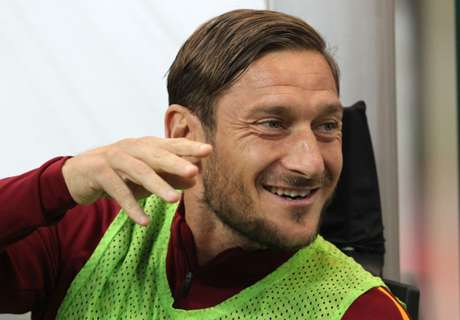 Spalletti: Totti is used by media