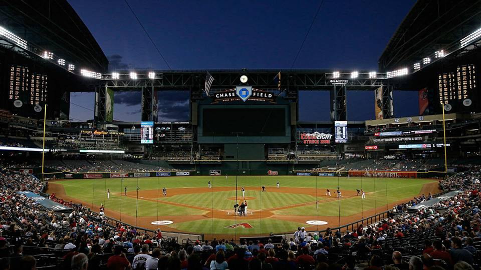 Diamondbacks Free To Leave Chase Field After 2022 Board