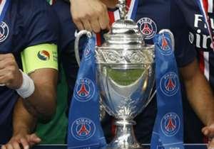 The Coupe de France trophy
