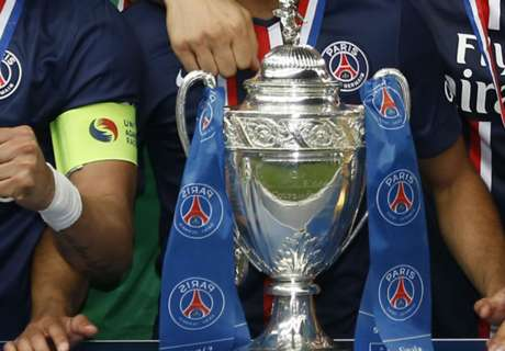PSG to face Saint-Etienne